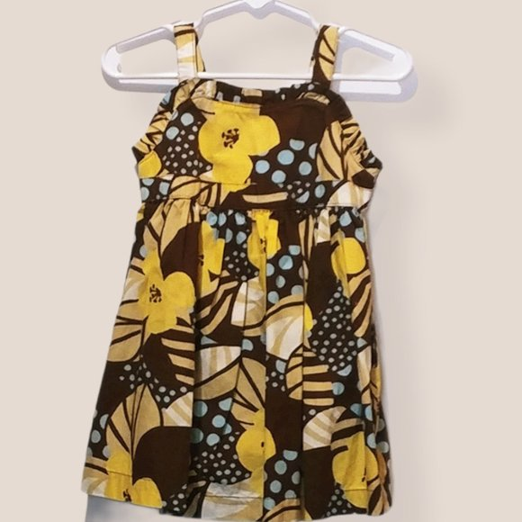 Gymboree 2 Piece Primrose Sundress